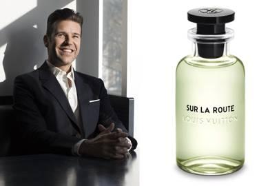 Paul Solomons, GQ Creative Director, picks Sur La Route by Louis Vuitton