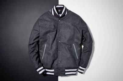 Custom varsity jacket by House of Billiam