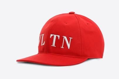 Baseball cap by Valentino