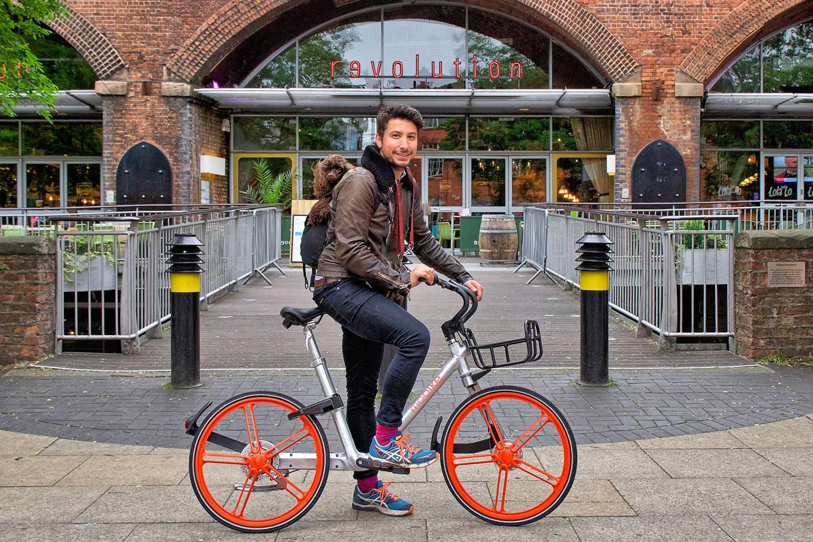 Картинки по запросу mobike e-bike