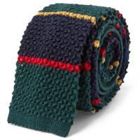 Knit wool tie by Ralph Lauren