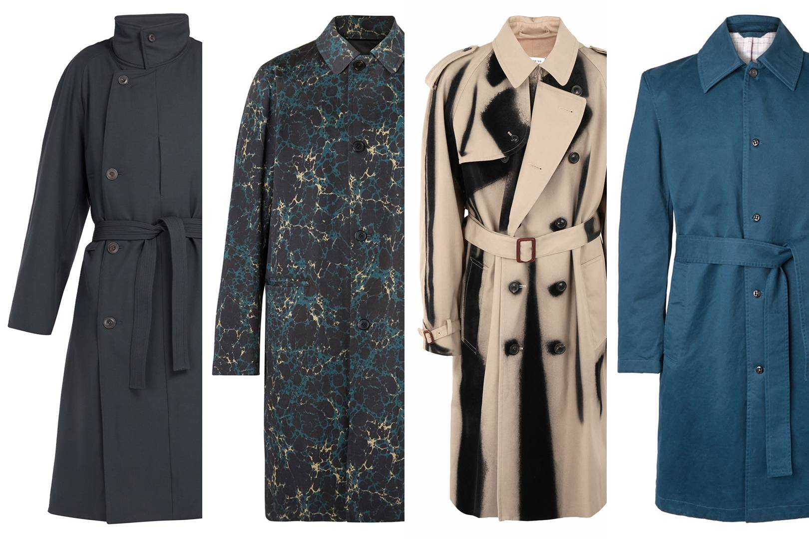 1250ea5e Best trench coats for men | British GQ