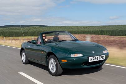 Mazda's MX-5 at 30: the story of history's greatest roadster