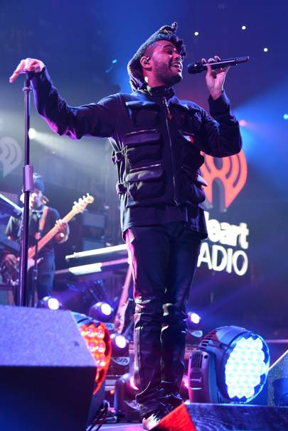 2. The Weeknd