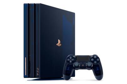 PlayStation 4 Pro 500 Million Edition