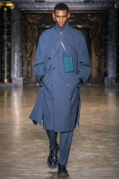 3b687f8b4 Jil Sander Autumn Winter 2019 Menswear show report