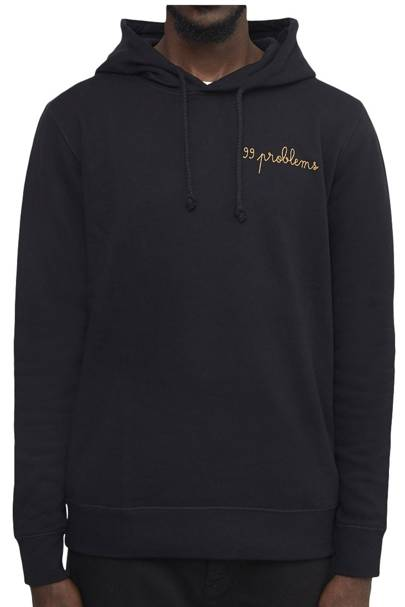 Maison Labiche '99 Problems' hoodie