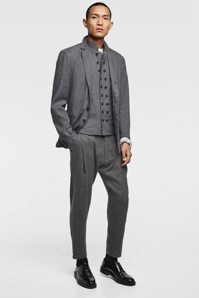Suit by Zara