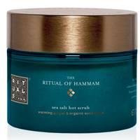 The Ritual of Hammam Sea Salt Hot Scrub