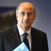 8 = Lord Justice Leveson (pictured) and Robert Jay, QC