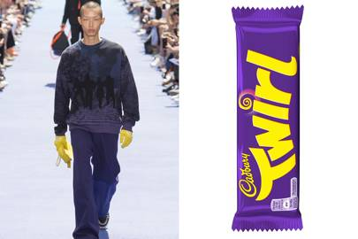 4. Give us a Twirl, Virgil