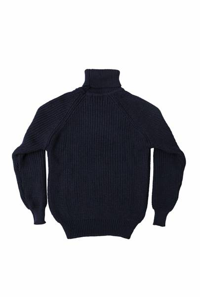 Carrier Company fisherman's jumper