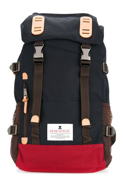 Backpack by Makavelic