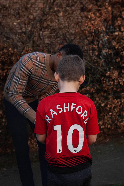 22f8b7db9 Marcus Rashford interview  from boy to Manchester United man ...