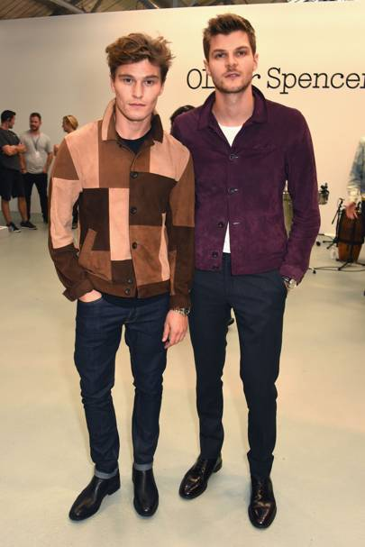 Oliver Cheshire and Jim Chapman