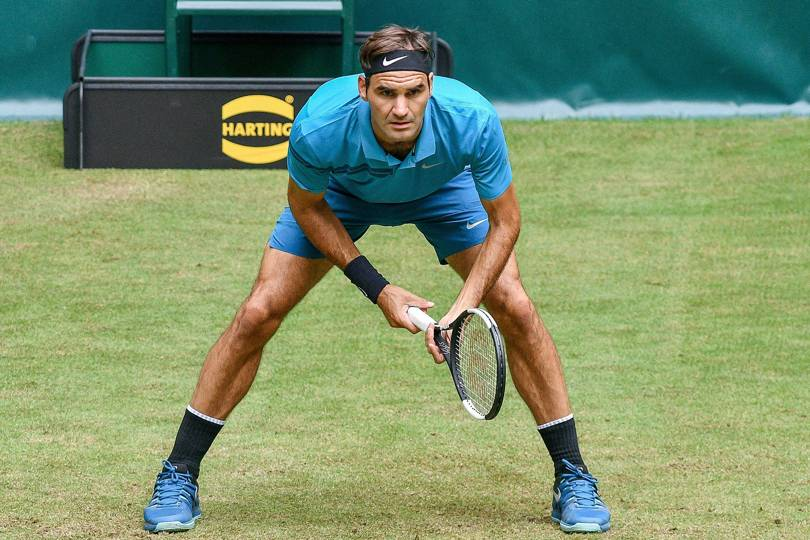 Roger Federer Pinterest: Roger Federer's Team Are The Secret To His Success