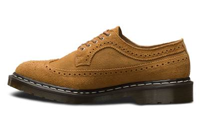Dr Martens x CF Stead & Co. suede brogues