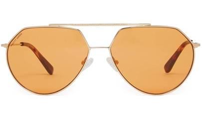 Pretty Green 'Rickstowe' sunglasses