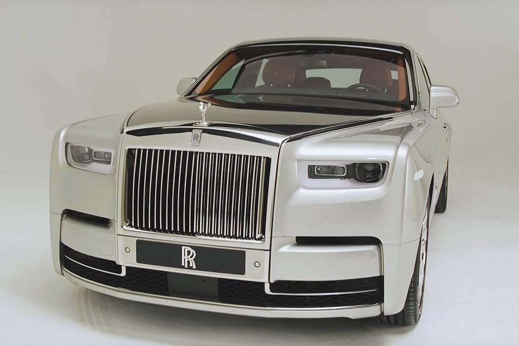 The new Rolls-Royce Phantom: pricey and priceless | British GQ