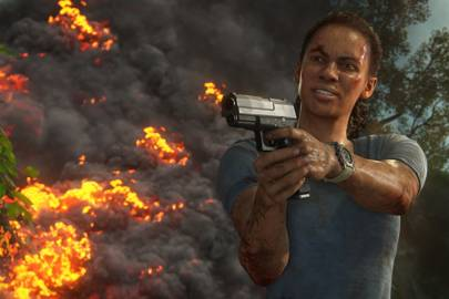 Uncharted: The Lost Legacy (PS4 game)