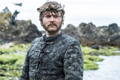 Euron's going to whip out his dragon horn
