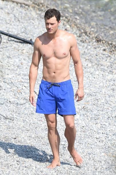 4. Jamie Dornan