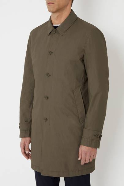 Car coat by Montedoro at Slowear