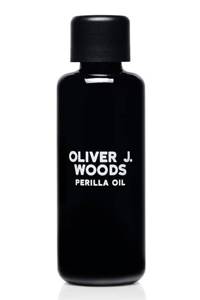 Oil by Oliver J Woods