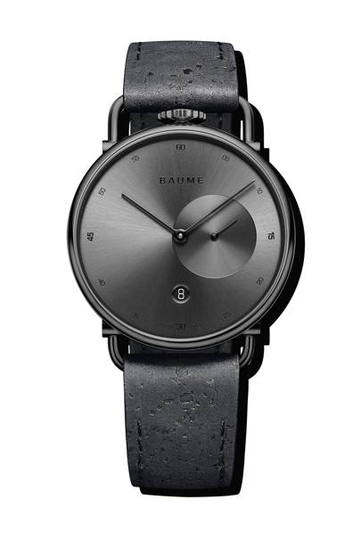 Baume 41mm small seconds