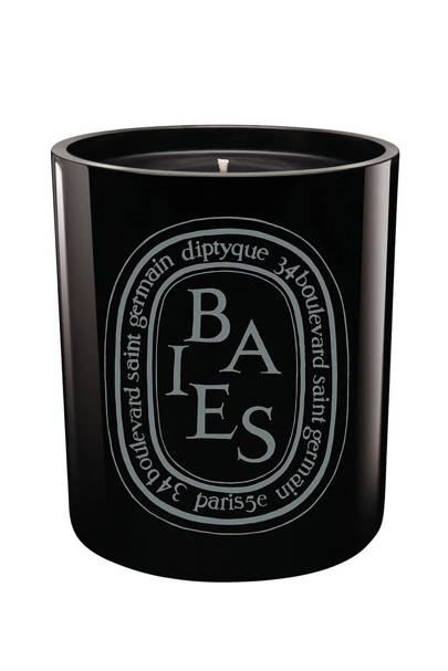 Baies Noire Diptyque Candle
