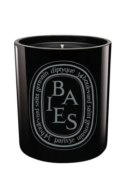Baies Noire Diptyque Candle