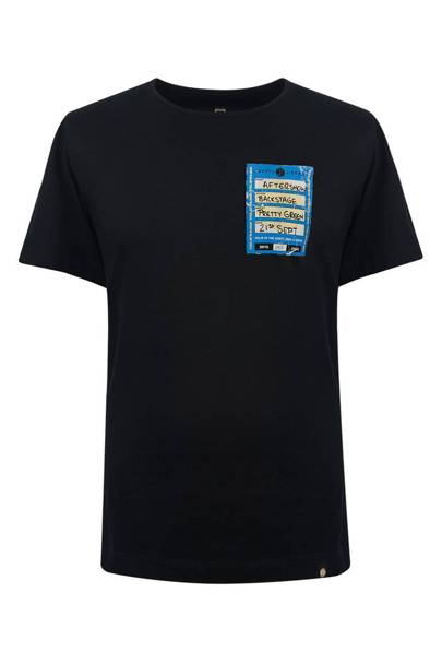 Pretty Green backstage pass T-shirt