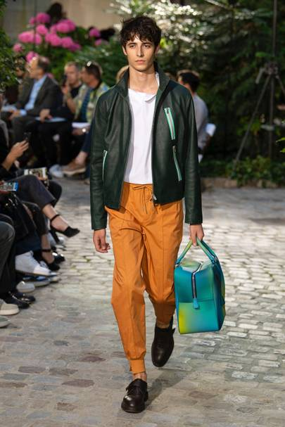 68089ea9fe85 Hermès Spring Summer 2018 Menswear show report   British GQ
