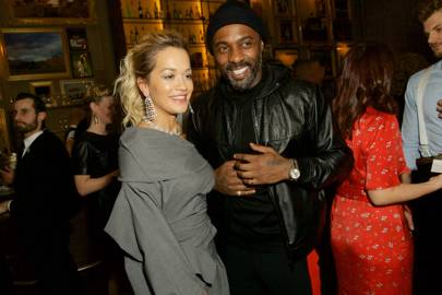 Rita Ora and Idris Elba