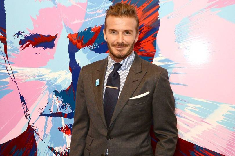 How David Beckhams Brand Was Made British Gq