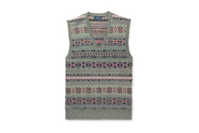Sweater vest by Polo Ralph Lauren