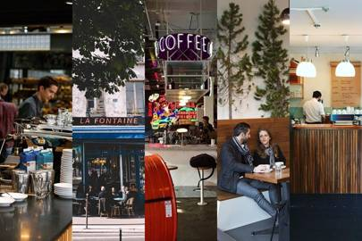 The 5 best coffee shops in the world