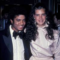 Michael Jackson and Brooke Shields, 1981
