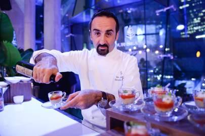 Michelin-starred Chef, Vito Mollica