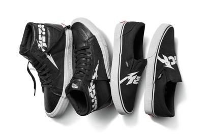 1. Vans x Metallica Collaboration