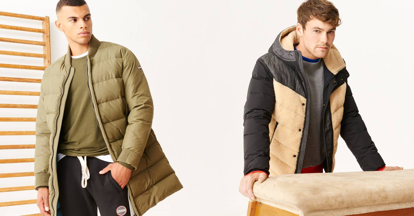 This Winter, visit Italian brand Colmar for the best coats