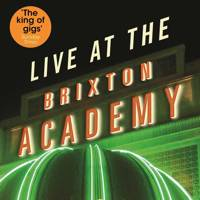 Live At The Brixton Academy by Simon Parkes with JS Rafaeli