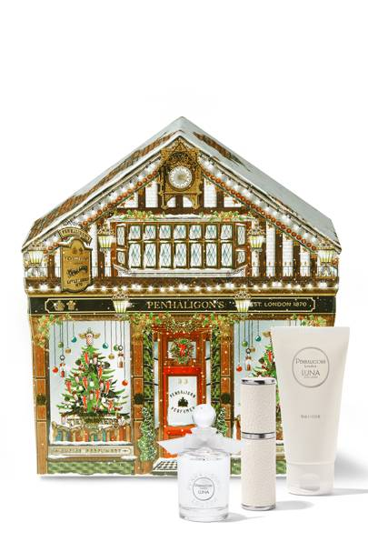 Festive gift set by Penhaligons
