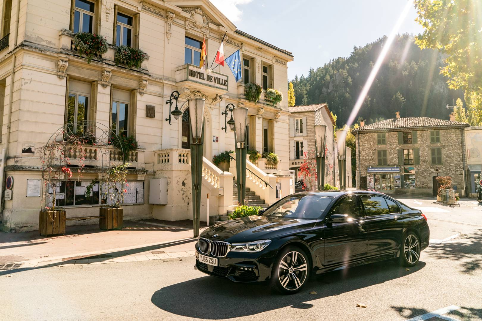 bmw are redefining modern luxury for a new generation british gq