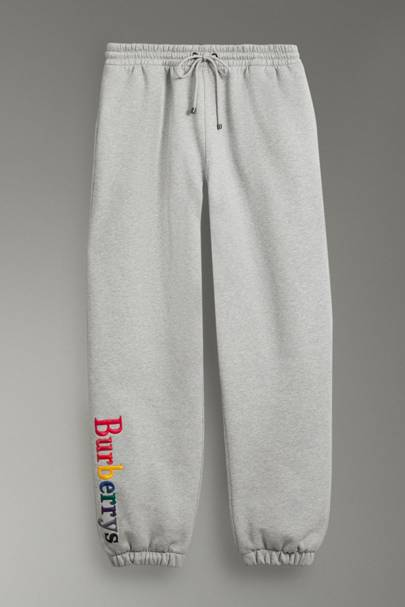 Archive Logo Jersey Sweatpants by Burberry