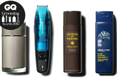 And the winners of the GQ Grooming Awards 2016 are...