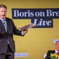 Boris Johnson – 11/8