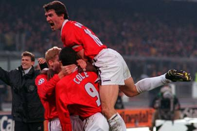 Why Manchester United set the benchmark for football success with the 1999 Treble