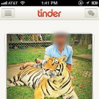 The Tiger-in-the-profile-picture guy