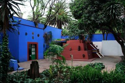 4) La Casa Azul